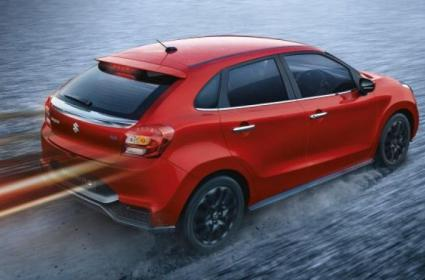 Maruti Baleno RS facelift to get New Bumper, Alloy Wheels - Sakshi