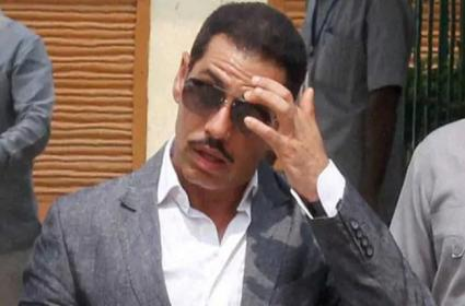 ED Attaches Assets of Robert Vadra  - Sakshi