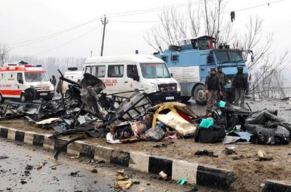 RDX not used in Pulwama suicide attack - Sakshi