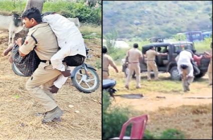 Govt has no answer to the death of the farmer Koteswara Rao - Sakshi