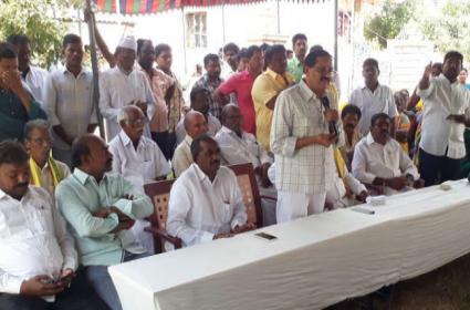 Ex MLA Divi Sivaram Illegal Activities To Win TDP In Prakasam - Sakshi