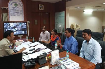 YS Sunitha Reddy Complaint Cyberabad Commissionerate Over YS Vivekananda Reddy Death Case - Sakshi