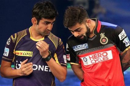 Kohli Reaction On Gautam Gambhir Lucky To Survive As IPL Captain Comment - Sakshi