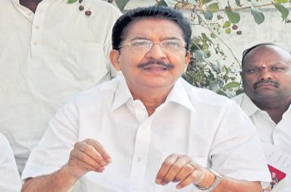 The Constitutional Position That Doing Chennamaneni Vidyasagar Rao - Sakshi