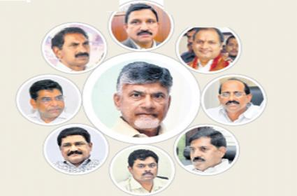 TDP is address to the corrupted leaders - Sakshi