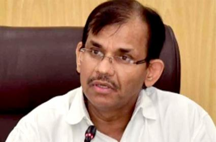 AP CEO Dwivedi Says Got Complaints On CM Chandrababu Review Meetings - Sakshi