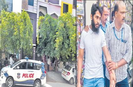 Isis Sensation Again in the Hyderabad City - Sakshi