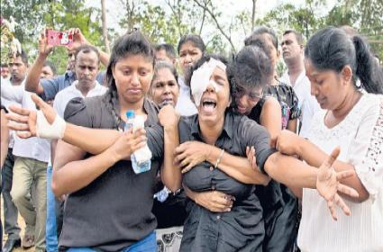 India had alerted Lanka against possible IS attack - Sakshi