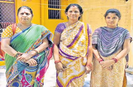 Village expulsion to the people who vote for YSRCP - Sakshi