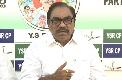 YSRCP Leader C Ramachandraiah Fires On CM Chandrababu Naidu - Sakshi