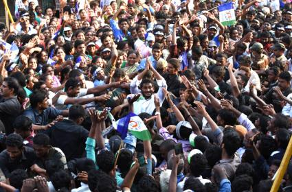 YS Jaganmohan Reddy Marvelous Victory in AP Says Analysts - Sakshi