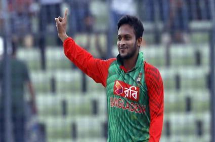 ICC ODI All Rounders Rankings Shakib Al Hasan Gets Top - Sakshi