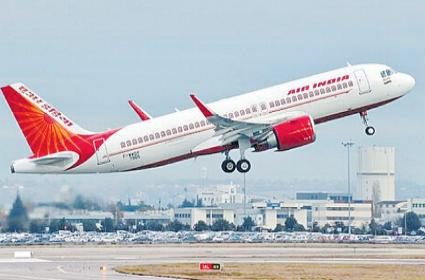 Air India to launch a slew of flights; offers Dubai travel at Rs 7,777 - Sakshi