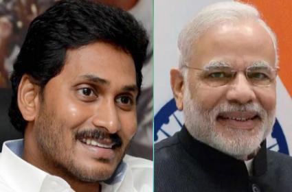 PM Modi Congratulates YS Jagan Mohan Reddy Over Election Results - Sakshi