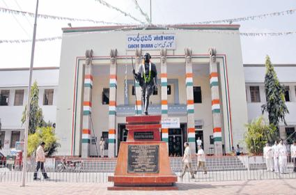 Telangana Congress Party Tension Over Election Results - Sakshi