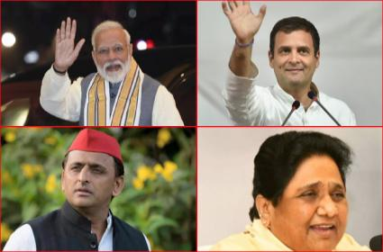 Political Seats in Uttar Pradesh - Sakshi