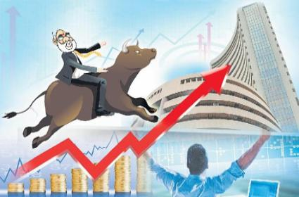Sensex vaults 623 points to lifetime high of 39,435 after Narendra modi wins - Sakshi