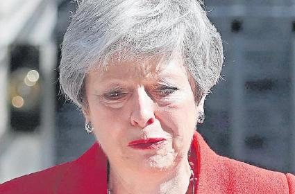 Theresa May to resign as UK Prime Minister - Sakshi