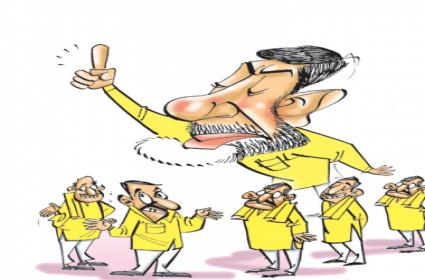 Chandrababu Got Opposition in TDP - Sakshi