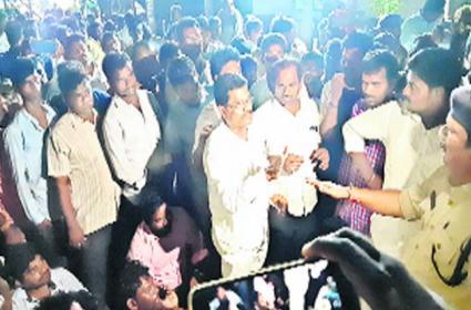 TDP Win Three MP Seats In Andhra Pradesh - Sakshi