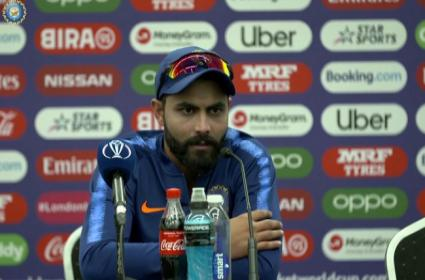Ravindra Jadeja Says Can Not Judge Players On One Bad Game - Sakshi