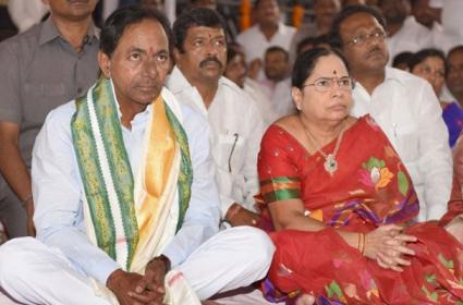 KCR To Attend YS Jagan Swearing-in ceremony - Sakshi