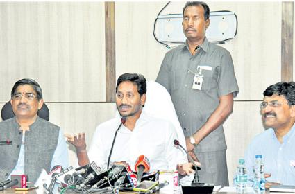 Our Aim Is Non Corrupt Governance Said By YSRCP Chief YS Jagan Mohan Reddy In Delhi - Sakshi