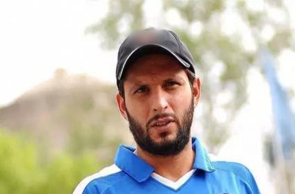 Shahid Afridi credits IPL after India beat Pakistan - Sakshi