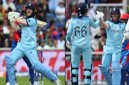 England Few Records in Afghanistan Match - Sakshi