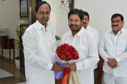 Director Shankar Meets Telangana CM KCR - Sakshi