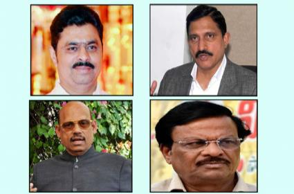 Four TDP MPs Ready to Join BJP - Sakshi