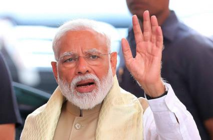 Modi Says Ties With India Can Improve Only If Pak Acts Against Terror - Sakshi