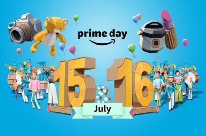 Amazon Prime Day 2019 starts July 15 - Sakshi