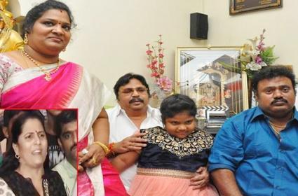Dasari Narayana Rao Daughter in Law Missing in Hyderabad - Sakshi