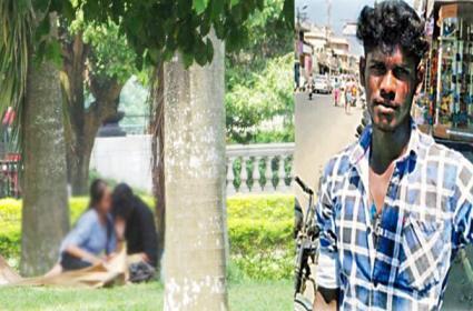 Man Arrest in Murder Case Tamil nadu - Sakshi