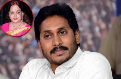 AP CM YS Jagan Expressed Grief Over Senior Actress Vijaya Nirmala death - Sakshi