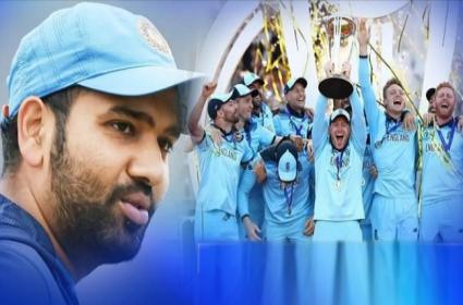 Rohit Sharma Says Some Rules in Cricket Definitely Needs A Serious Look - Sakshi