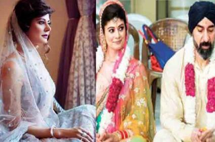 Pooja Batra Confirms She Got Married Nawab Shah - Sakshi