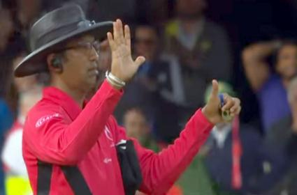 Taufel Says Awarding England Six Runs on the Overthrow a Clear Mistake - Sakshi