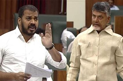 Minister Anil Kumar Yadav Speech In Assembly Over Irrigation Projects - Sakshi