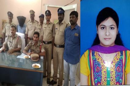 Police Officials Resolved Women Murder Case In Sompet,Srikakulam - Sakshi