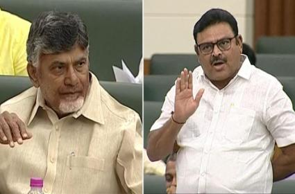 AP Budget 2019 Ambati Rambabu Satires On Ex CM Chandrababu Naidu - Sakshi