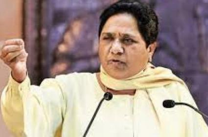 Tax Officials Attach Rs 400 Crore Plot Belonging To Mayawati Brother - Sakshi
