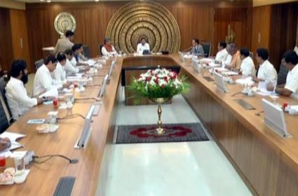 AP Cabinet Approves Judicial Commission Draft Bill Over Transparency In Tenders - Sakshi
