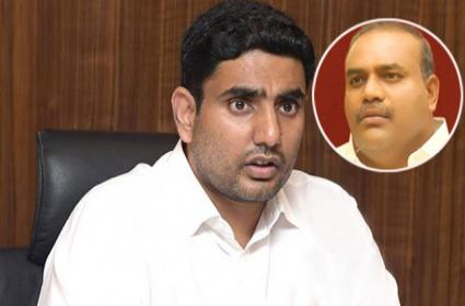 BJP Leader Annam Satish Prabhakar Fires On Nara Lokesh - Sakshi