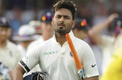 Rishabh Pant Great Achieve In ICC Test Rankings - Sakshi