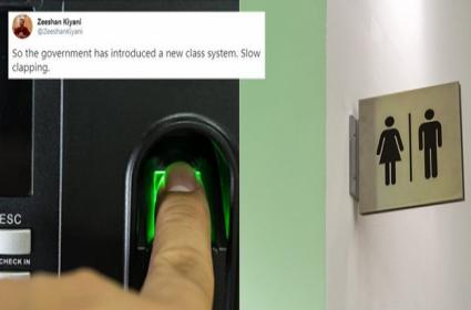 Netizens Funy Reactions as Pakistan Gets VVIP Toilets - Sakshi