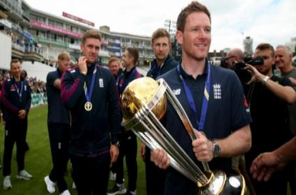 Eoin Morgan Comment on World Cup 2019 final - Sakshi