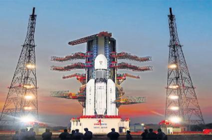 Countdown Starts For Chandrayaan 2 Mission - Sakshi