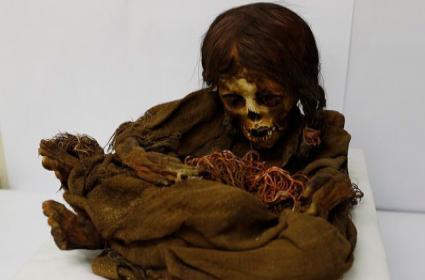 Mummy Princess Goes Back To Home Country Bolivia - Sakshi